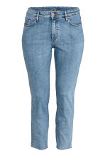 H&M+ Relaxed Skinny Jeans - Denim blue - Ladies | H&M 2