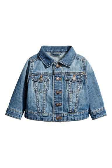 Denim jacket - Denim blue - Kids | H&M