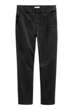 Chinos - Black - Ladies | H&M 2