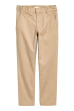 Chinos - Beige - Ladies | H&M GB 2