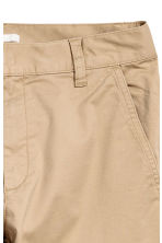 Chinos - Beige - Ladies | H&M GB 4
