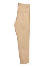 Chinos - Beige - Ladies | H&M GB 3