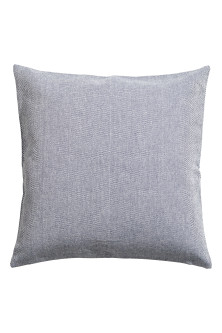Textured cushion cover