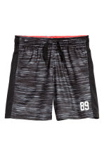 Sports shorts - Dark grey marl - Kids | H&M 2