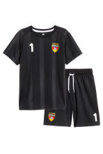 Football set - Black/Germany - Kids | H&M 2
