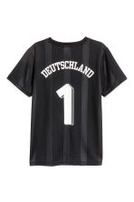 Football set - Black/Germany - Kids | H&M 3