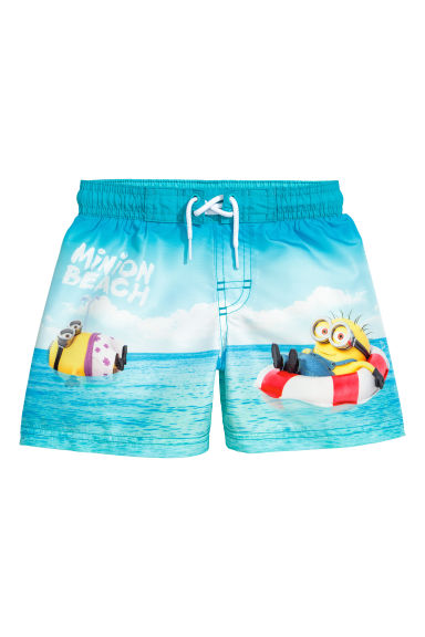 Costume da bagno - Turchese/Minions -  | H&M IT 1