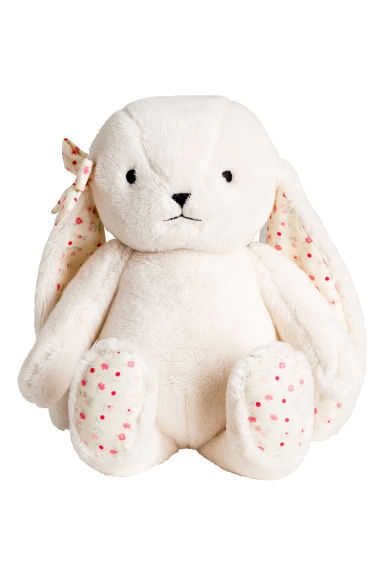 Soft toy - White - Kids | H&M 1
