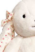 Soft toy - White - Kids | H&M 4