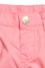 Cotton shorts - Pink - Kids | H&M 3
