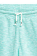 Joggers - Turchese chiaro mélange -  | H&M IT 3
