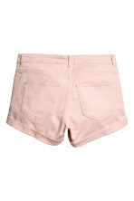 Twill shorts - Powder pink - Ladies | H&M IE 3