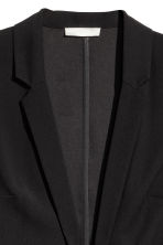 H&M+ Crêpe jacket - Black - Ladies | H&M 3