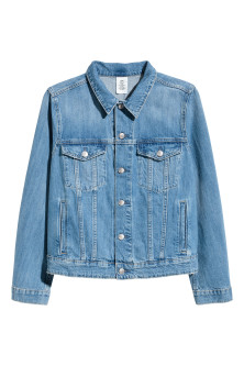 H&M+ Denim jacket