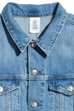 H&M+ Denim jacket - Denim blue - Ladies | H&M CA 3