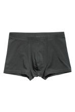 3-pack boxer shorts - Dark khaki green - Men | H&M 3