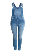 H&M+ Dungarees - Denim blue - Ladies | H&M 2