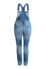 H&M+ Dungarees - Denim blue - Ladies | H&M 3