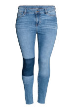H&M+ Skinny Regular Jeans - Denim blue - Ladies | H&M CN 2