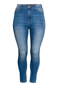 H&M+ Slim High Ankle Jeans