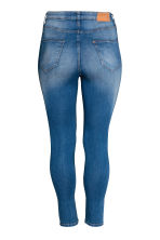 H&M+ Slim High Ankle Jeans - Denimblauw -  | H&M BE 2
