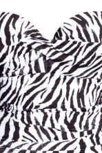 H&M+ Swimsuit - Zebra print - Ladies | H&M CN 3