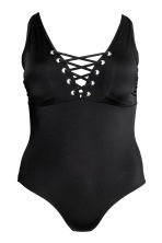 H&M+ Swimsuit - Black - Ladies | H&M CN 2