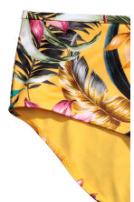 H&M+ Bikini bottoms - Yellow/Floral - Ladies | H&M CN 3