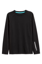 T-shirt training - Noir - ENFANT | H&M FR 2