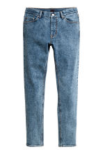 Super Skinny Low Jeans - Denimblå - HERR | H&M FI 2