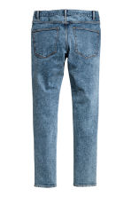 Super Skinny Low Jeans - Denimblå - HERR | H&M FI 3