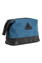 Wash bag - Blue - Men | H&M CN 2
