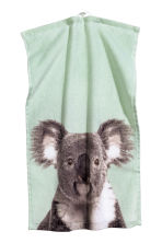 Lot de 2 essuie-mains - Vert menthe/koala - Home All | H&M FR 2