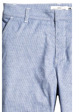 Chinos - Blue/Striped - Ladies | H&M 3