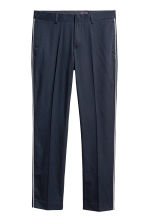 Pantaloni completo Slim fit - Blu scuro - UOMO | H&M IT 2