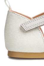 Sandals with appliqués - White - Kids | H&M CN 3