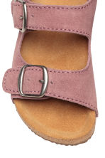 Suede sandals - Old rose - Kids | H&M 3