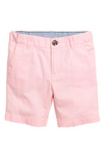 Shorts chinos - Rosa chiaro -  | H&M IT 2