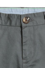 Chino shorts - Dark grey -  | H&M 3