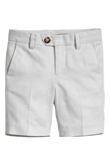 Shorts in tessuto Oxford