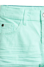 Twill shorts - Mint green - Kids | H&M CN 4