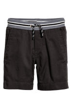 Pull-on shorts - Black - Kids | H&M 2