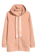 H&M+ Hooded jacket - Powder - Ladies | H&M 2