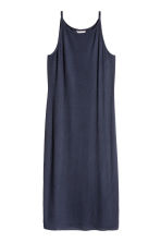H&M+ Jersey dress - Dark blue -  | H&M 1