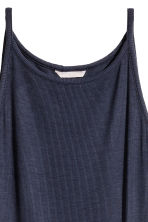 H&M+ Jersey dress - Dark blue - Ladies | H&M 2