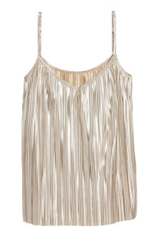 H&M+ Pleated top