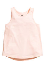 2-pack vest tops - Light pink - Kids | H&M 3