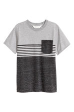 Printed T-shirt - Dark grey -  | H&M 2