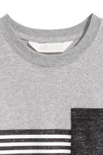 Printed T-shirt - Dark grey -  | H&M 3