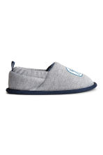 Soft slippers - Grey marl - Kids | H&M 2